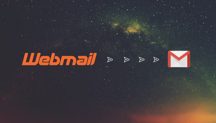 configure webmail in gmail