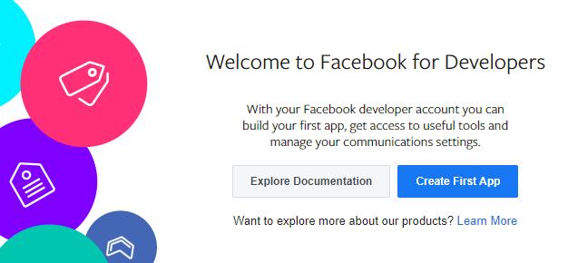 Create first app
